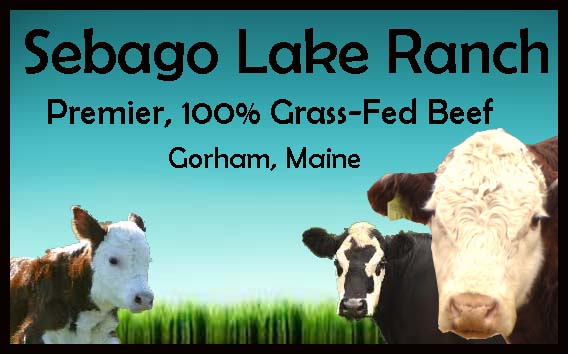 Sebago Lake Ranch Logo, copyrighted